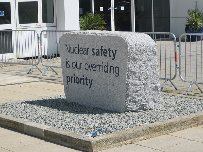 NUCLEAR SAFETY FAMILIARIZATION