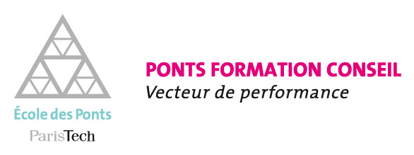 PONTS FORMATION CONSEIL LOGO